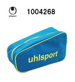 サッカー:ウールシュポルト「uhlsport」ゴールキーパーバッグ 1004268/保管/キーパーグラブ/キーパー手袋/Jr対応/部活/スポ少/クラブ/なでしこ【#お買い物マラソン16日1:59迄】