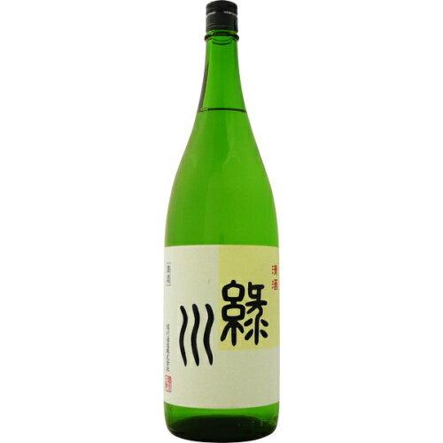 【全国送料無料クール便】緑川普通酒1800ml
