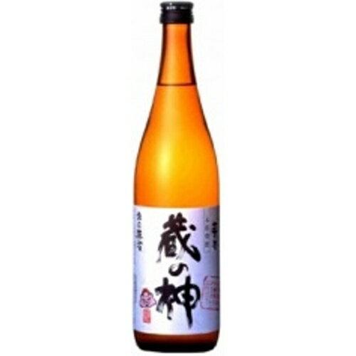 蔵の神25度芋720ml(山元酒造)(鹿児島)