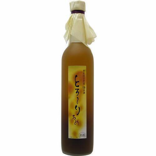 とろ〜りうめ11度500ml(北岡本店)(奈良県)限定品梅酒