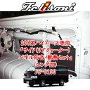 フェリソニ Felisoni FS-0199 200系ハイエース(ロング)専用 サイド(リアクォーター)パネル防音・断熱セット