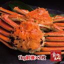 訳あり松葉ガニ(ボイル)特大サイズ2枚で2kg前後 1落ち程度 (ズワイガニ 姿 ずわい蟹 ずわいがに かに カニ 蟹)
