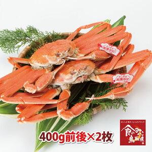 【ご予約】タグ付き特上松葉ガニ(ボイル)小サイズ2枚で800g前 送料無料(ズワイガニ 姿 ずわい蟹 ずわいがに かに カニ 蟹)