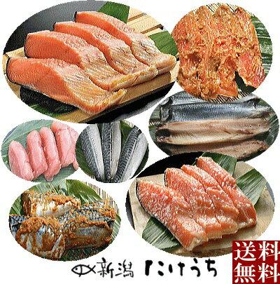 干物 選んで5品 送料無料 |干物 鮭 セット 詰合【楽ギフ_包装】
