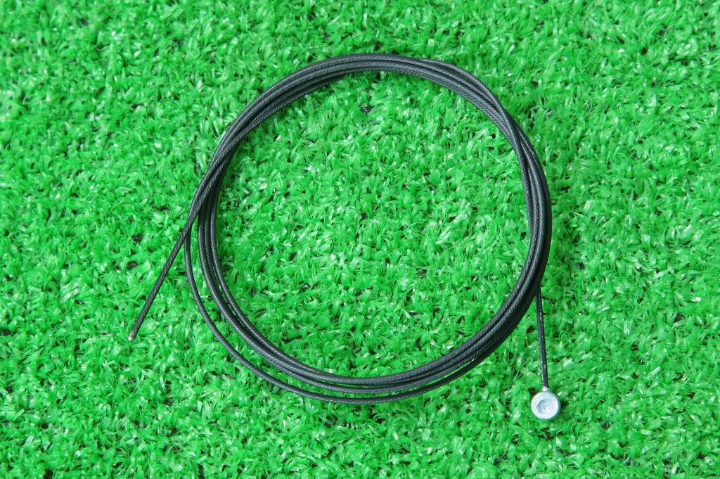 【即納】ジャグワイヤ(Jagwire)  テフロンコート MTBブレーキ用 インナーケーブル  ステンレス ブレーキワイヤー Φ1.6*1100mm 1本 ブラック