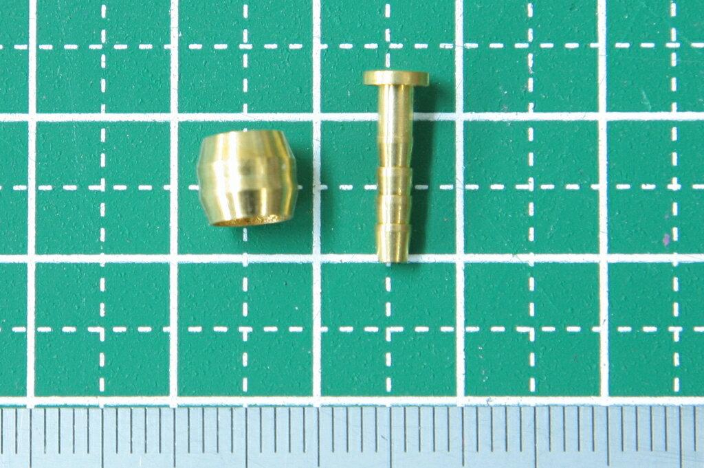【即納】シマノ(SHIMANO) テクトロ(TEKTRO)対応 ブレーキホース加工用 SM-BH59対応 コネクターインサート/オリーブ セット