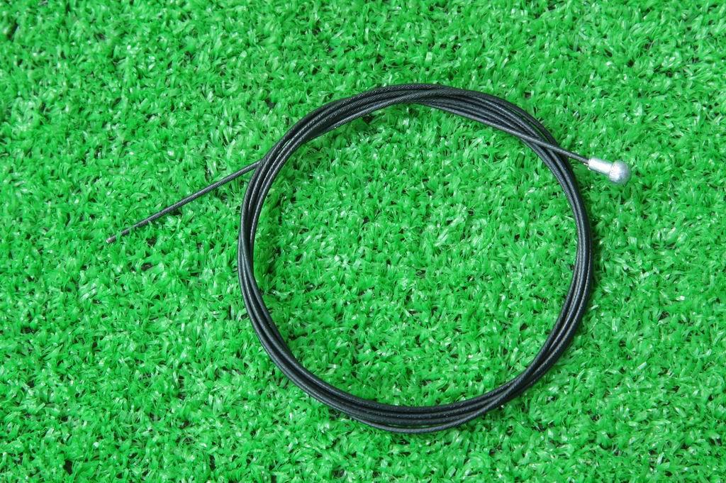 【即納】ジャグワイヤ(Jagwire)  テフロンコート ロード(ROAD)ブレーキ用 インナーケーブル  ステンレス ブレーキワイヤー Φ1.6*1700mm 1本 ブラック
