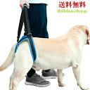 歩行補助ハーネス 後足用 歩行サポート S〜XLサイズ【犬用介護用品】【ペット/介護/歩行/散歩/シニア/老犬/ハーネス】…