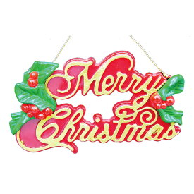 クリスマスツリー 北欧 おしゃれ オーナメント飾り ライト MCプレート北欧飾り付 幅約14cm