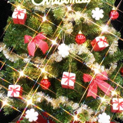 クリスマスツリー特価ツリーセット150cm