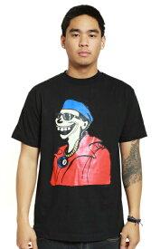 Delicious Vinyl Tシャツ デリシャスビニール Mr Delicious 8-Ball T-Shirt ARTIST music スケボー SKATE SK8 スケートボード PUNK パンク HIPHOP ヒップホップ SURF サーフ スノボー スノーボード Snowboard NINJA X