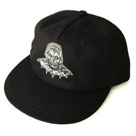 MISHKA x THE MISFITS CAPSULE COLLECTION(ミシカxミスフィッツ)キャップ スナップバックハット 帽子 LAMOUR MISFIT CAP Snapback-Hat BLACK スケボー SKATE SK8 スケートボード HARD CORE PUNK ハードコア パンク HIPHOP ヒップホップ SURF サーフ レゲエ reggae スノボー