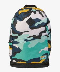 DGK(ディージーケー)リュックサック バックパック カバン Ruckus Backpack Navy/Camo/Multi スケボー SKATE SK8 スケートボード HARD CORE PUNK ハードコア パンク HIPHOP ヒップホップ レゲエ reggae スノボー スノーボード Snowboard