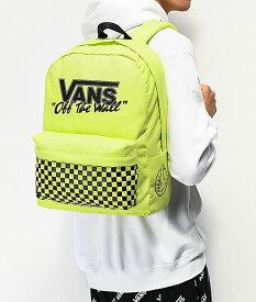 Vans(バンズ)リュック バックパック カバン Old Skool III Backpack Sharp Green スケボー SKATE SK8 スケートボード HARD CORE PUNK ハードコア パンク HIPHOP ヒップホップ SURF サーフ レゲエ reggae スノボー スノーボード Snowboard NINJA X