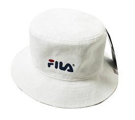 Fila(フィラ)ハット 帽子 リバーシブル REVERSIBLE BUCKET HAT White カジュアル ストリート スケボー SKATE SK8 スケートボード PUNK パンク HIPHOP ヒップホップ SURF サーフ スノボー スノーボード Snowboard NINJA X
