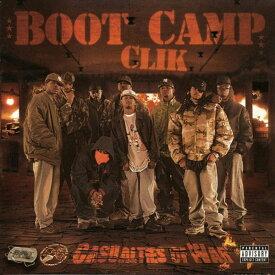 Boot Camp Clik - Casualties of War - CD (Duck Down Music)