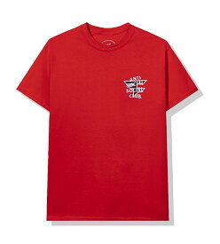 AntiSocialSocialClub (アンチソーシャルソーシャルクラブ) Tシャツ ASSC x FaZe Clan Red Tee e-Sports eスポーツ GAME ゲーム メンズ カジュアル ストリート スケボー SKATE SK8 スケートボード HARD CORE PUNK ハードコア パンク HIPHOP ヒップホップ