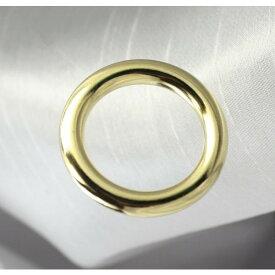 丸カン わんこ ゴールド 21mm 内径 約21.2ミリ 線径約4.7mm 金具 内径 日本製 国産 最高級品 ペット 耐荷重 mm 個 頑丈 丈夫 犬具