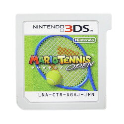 【Nintendo】ニンテンド− 3DS マリオシリーズ 2本セット ヨッシーアイランド マリオテニスOPEN ユニセックス ゲームソフト【中古】Aランク