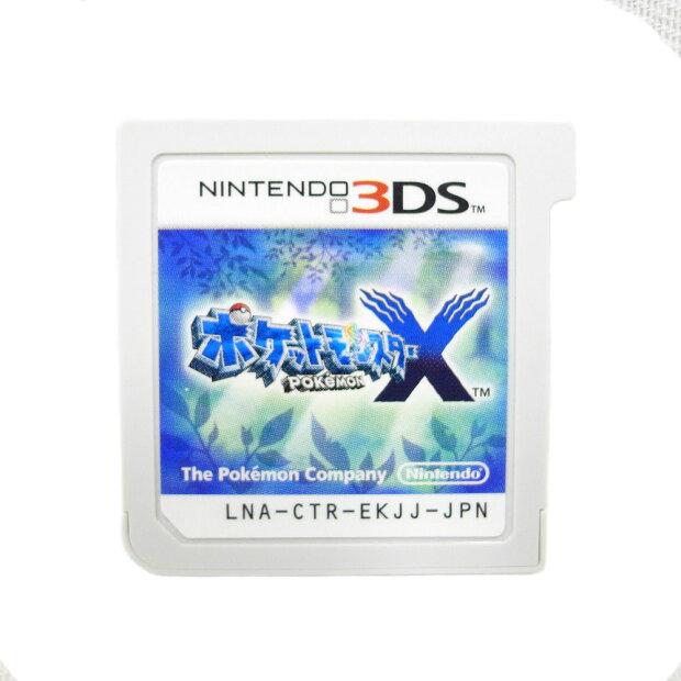 【Nintendo】ニンテンド− 3DS ポケモンシリーズ 3本セット ポケットモンスターアルファサファイア ポケットモンスターY  ゲームソフト【中古】Aランク