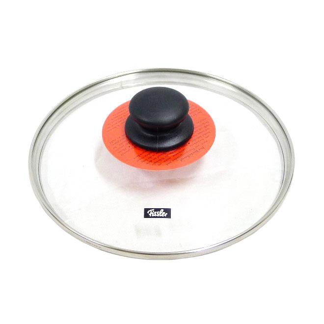 【FISSLER】フィスラー 鍋蓋/ガラス蓋 22cm 21-641-226 ユニセックス 食器【中古】Nランク