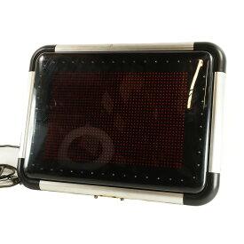 【SHARP】シャープ LED電光看板 両面&2段表示 掲示板 NV-P32AD その他家電【中古】B-ランク
