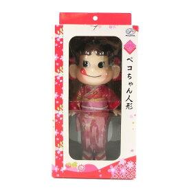 【FUJIYA CO.LTD.】不二家 ペコ ちゃん peko 人形 フィギュア 着物 その他雑貨【中古】Sランク