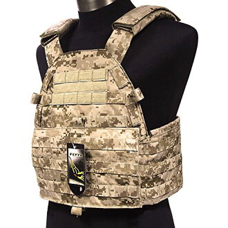 Flyye MOLLE LT6094 Vest AOR1 new specifications