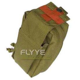 【即納】Flyye Molle SpeOps Thin Ultility Pouch KH
