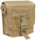 【即納】Flyye MOLLE M60 100Rds Ammo Pouch KH