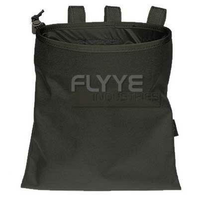 【即納】Flyye Magazine Drop Pouch マガジンダンプポーチ BK