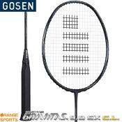 GOSENゴーセングラビタス9.0-SXC.L.GRAVITAS9.0-SXC.L.BGV90SX4U5バドミントンラケットクリスラングリッジ選手モデル
