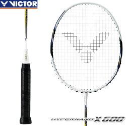 ビクターVICTORハイパーナノX600HYPERNANOX600HX-6003U54U5バドミントンラケット中級・上級者向