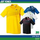 ヨネックス:YONEX シャツ 12127 UNISEX:男女兼用 ゲームウェア ゲームシャツバドミントン テニス バドミントンウェア テニスウェア 日本バドミントン協会審査合格品 サイズ:SS,S,M,L,O,XO
