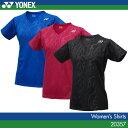 ヨネックス:YONEX シャツ 20357 レディース 女性用 ゲームウェア ゲームシャツ バドミントン テニス バドミントンウェア・テニスウェア 日本バドミン...