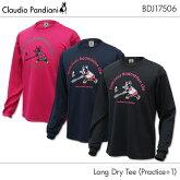 ジャンキーシリーズバドミントンジャンキーTシャツBDJ17506練習+1UNISEX:男女兼用クラウディオ・パンティアーニbadintonjunkyデリシャスバドミントンライフ