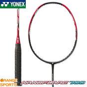 ヨネックスYONEXナノフレア700NANOFLARE700NF-700カラー:レッド(001)バドミントンバドミントンラケット4U5・6(平均83g)5U5・6(平均78g)