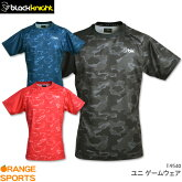 blackknightブラックナイトゲームウェアT-9540ユニ男女兼用バドミントンテニススカッシュゲームシャツユニフォーム日本バドミントン協会審査合格品