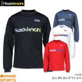 ブラックナイトblackknightBKロングTシャツT-0230ユニ男女兼用ロングスリーブTシャツバドミントンテニスTシャツ長袖