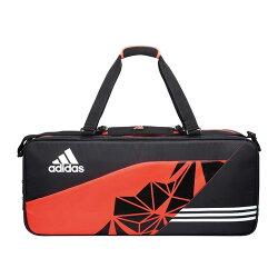 アディダス:adidasヴフトP7トーナメントバッグWUCHTP7ラケット8本収納可能BG110211バドミントンテニス
