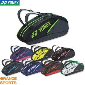 ヨネックス YONEX チームシリーズ ラケットバッグ 6 BAG2132R バドミントン テニス テニスラケット6本用