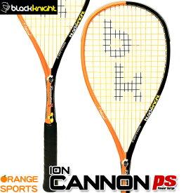 ブラックナイト black knight イオン キャノン カスタネ 20 ION CANNON CASTAGNET 20 SR-8473 スカッシュ スカッシュラケット マシュー・カスタネ選手使用モデル ※ガット張り上がり済みです。