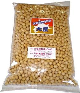 北海道産大豆 10kg(1kg×10袋)