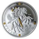 2019 カナダ 北欧の神々:オーディン 銀貨 1オンス プルーフ 箱とクリアケース付き 新品未使用