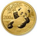 2020 中国 パンダ 金貨 15グラム 200元 真空パック入り 新品未使用 (12月中旬以降発送予定)