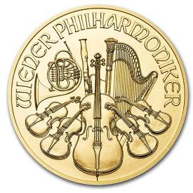 2020 オーストリア ウィーン金貨 1/2オンス(28mmクリアーケース付き) 新品未使用