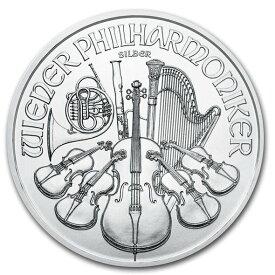 2020 オーストリア ウィーン銀貨 1オンス 37mmクリアーケース付き 新品未使用