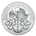 2021 オーストリア ウィーン銀貨 1オンス 37mmクリアーケース付き 新品未使用 (1月中旬以降発送予定)