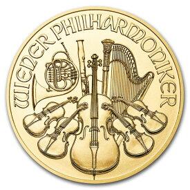 2019 オーストリア ウィーン金貨 1/10オンス(16mmクリアーケース付き) 新品未使用