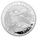 2019 アルメニア ノアの方舟 銀貨 1オンス (39mmクリアケース付き) 新品未使用